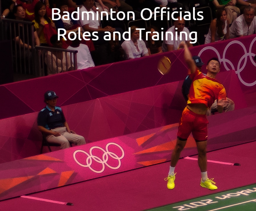 Badminton Officials - Feature Image