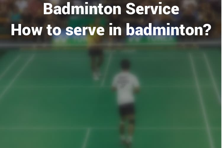 Feature Image Badminton Service