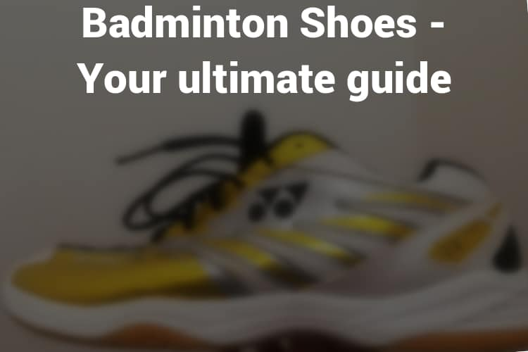 Feature Image Badminton Shoes