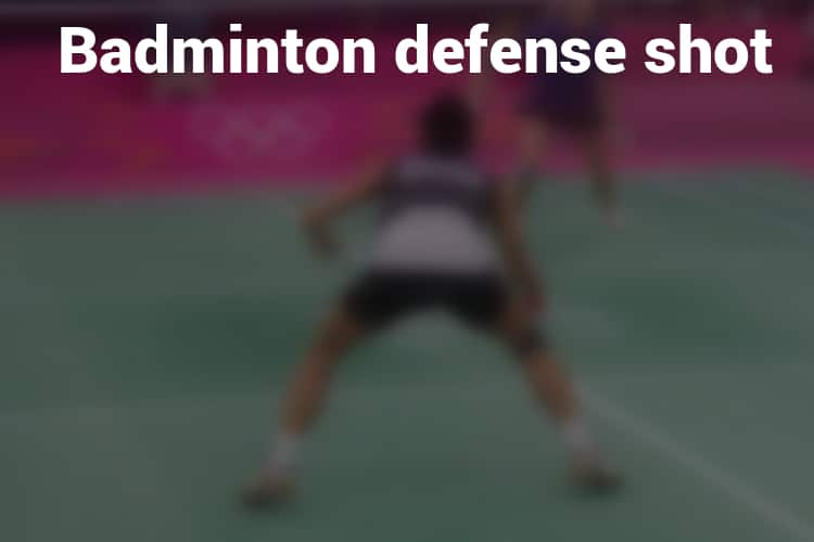 Featured Image Badminton Defense Shot